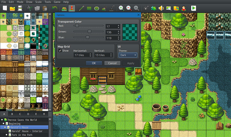 RPG Maker MV tutorial